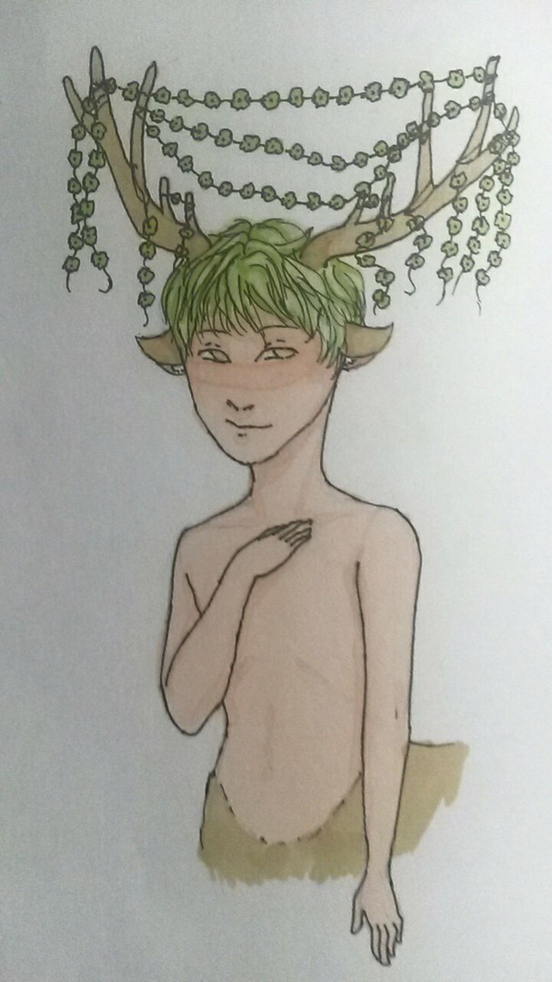Deer by MuEta
