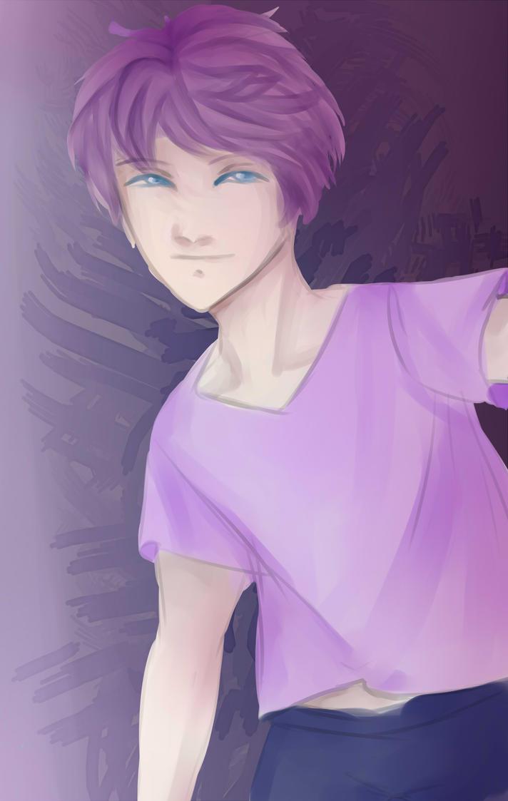 Violet by MuEta