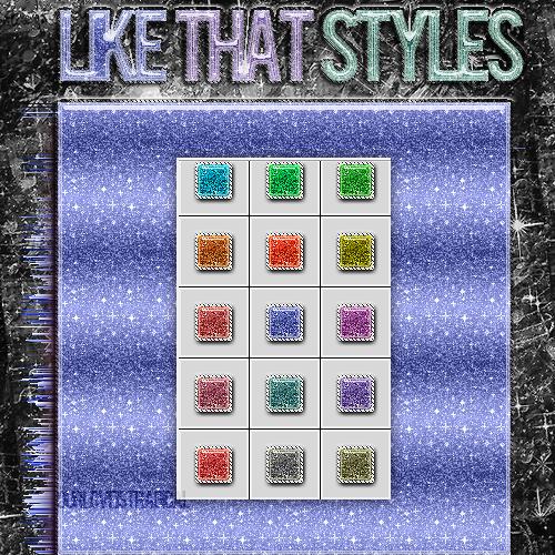 + Like That STYLES by iGoodbyeBreakingBad