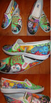 Alice Shoes by saeriellyn