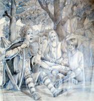 Old Prydain Stuff: Tall Tales by saeriellyn