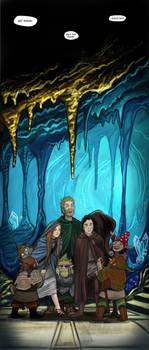 Prydain the graphic novel: 15:5