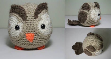 Owlicious by Oni4219