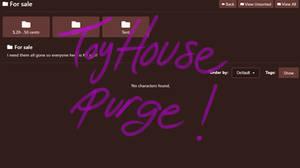 Toyhouse Purge OPEN