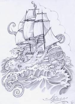 octo-ship
