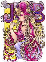 JOB by BlueUndine