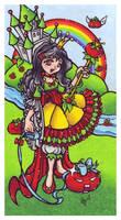 Queen of Tomatos by BlueUndine