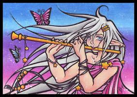 Stella's Flute by BlueUndine