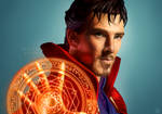 Doctor Strange (Benedict Cumberbatch)