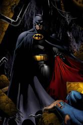 Batman by nfxdesign