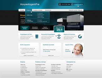 Hospedagem Pro by nfxdesign