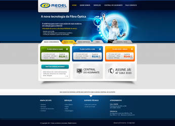 Redel by nfxdesign