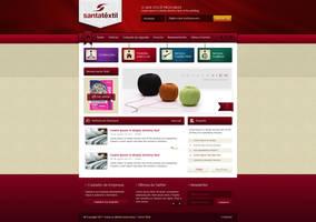 Santa Textil by nfxdesign