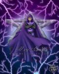 Sorceror (Fantasy Creatures Colouring Book)