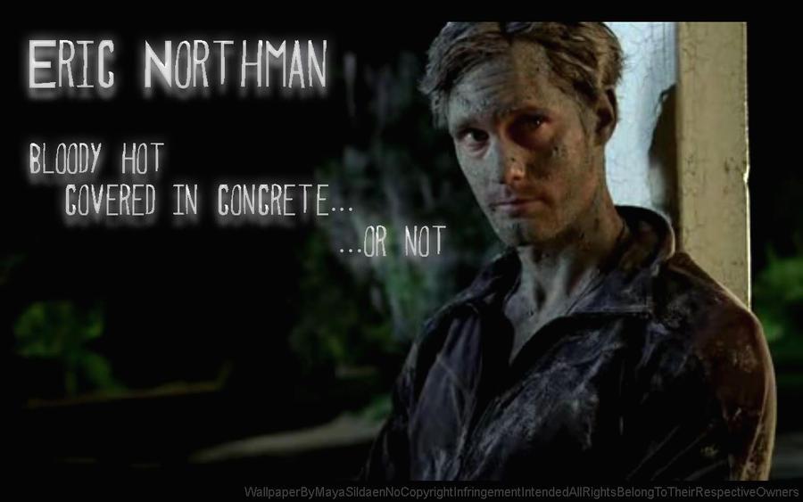Eric Northman - Bloody Hot by MayaSildaen