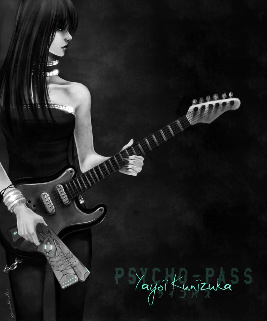 The right strings by KarnivalKun