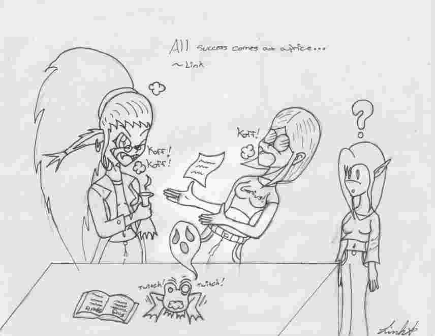 Natsu and Kall...nuff' said... by DMonkeh