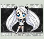 StarTrek: Lady Enterprise