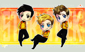 StarTrek: Goldshirts Represent