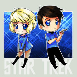 StarTrek: TOS Medical by ZombieisOK