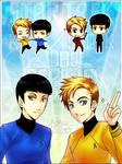 StarTrek: Oh Yay KirkSpock Day