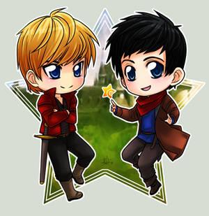 Merlin + Arthur