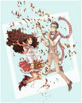 Fall With You by ZombieDaisuke