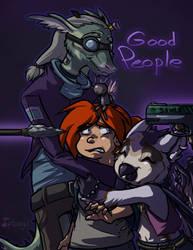 BoL R1 - 'Good People' by Jupeboxgal