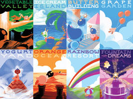 Postcards from Dreamland