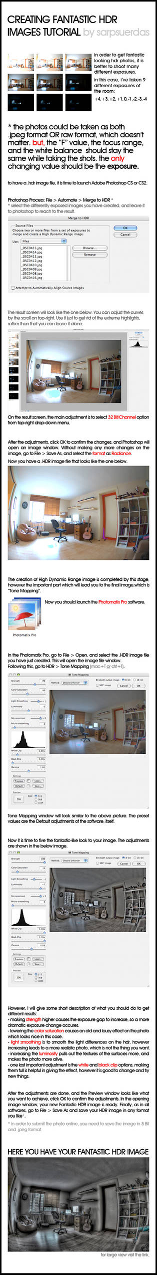 f-hdr tutorial by srpsrds