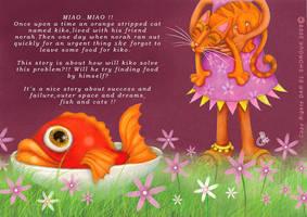 miao...miao by coloredsoul