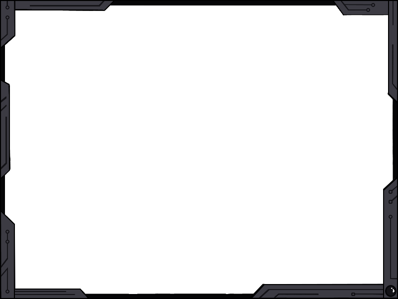 simple futuristic border design ver2 black dark by vahntreorr on deviantart simple futuristic border design ver2