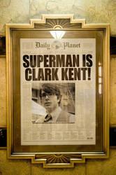 Superman Exposed by javiperillas
