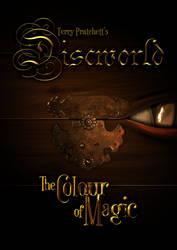 Terry Pratchett's Discworld - The Colour of Magic by javiperillas