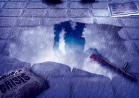 Llueve by javiperillas