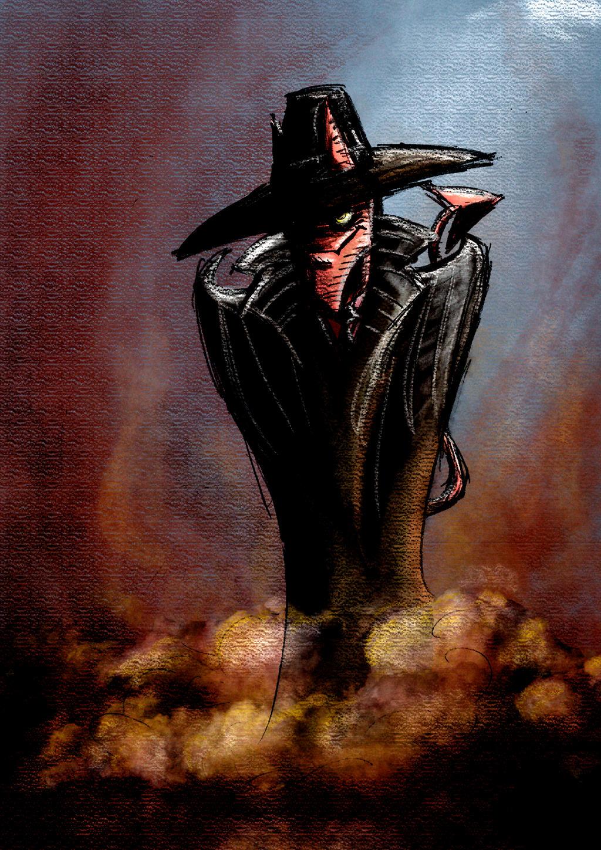 Evil Noir by javiperillas