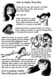 Esta es Sandra Torrecillas