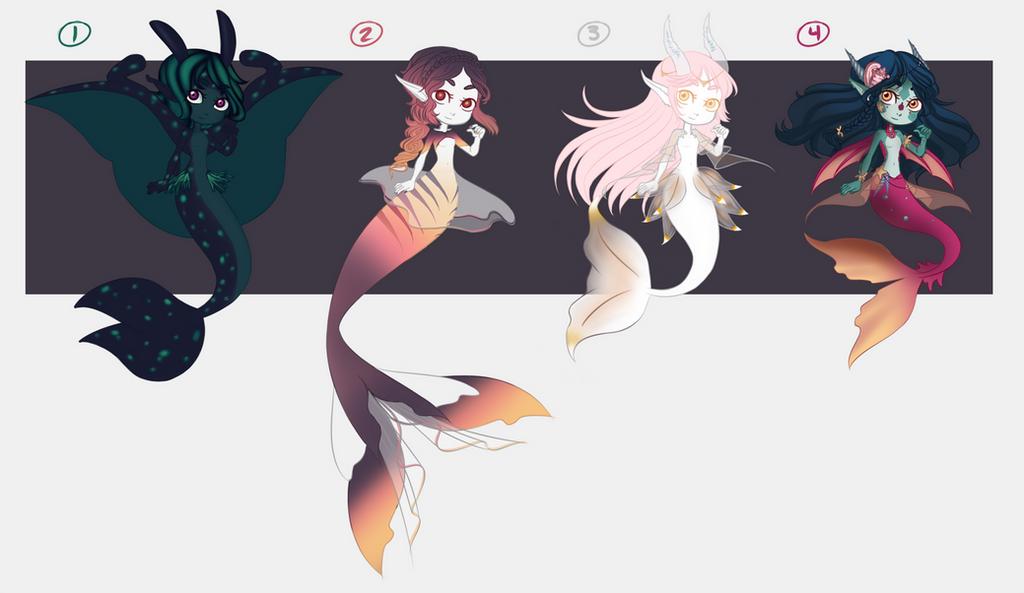 Mermaids by Taiponite