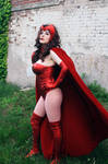 Scarlet Witch - 01