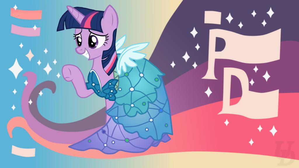 Princess twilight sparkle dress