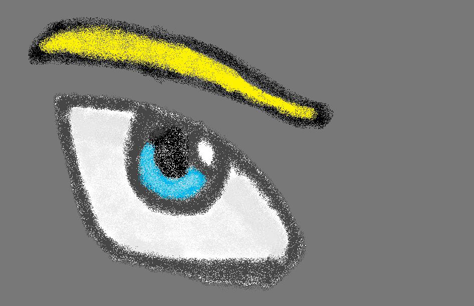 Link Eye by ResidentEvilHetalia