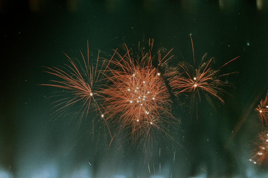 Fireworks by yagahara