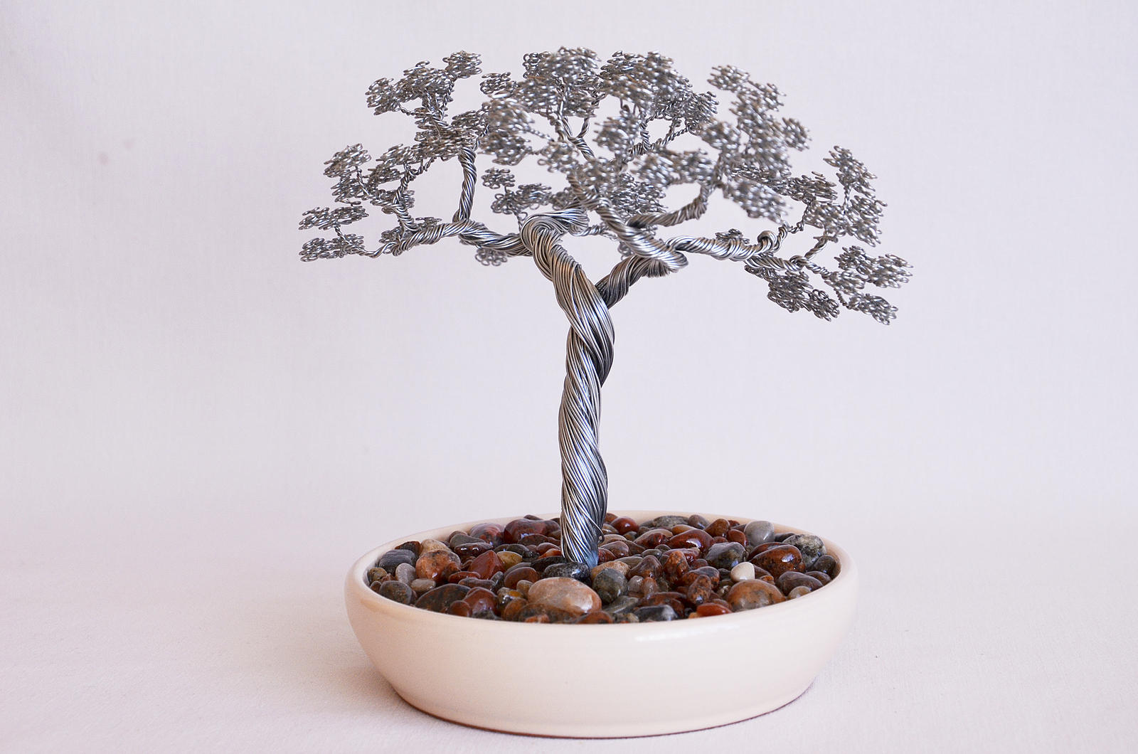 Bonsai Wire Sculpture | S Wire Sculpture Lessons Tes Teach