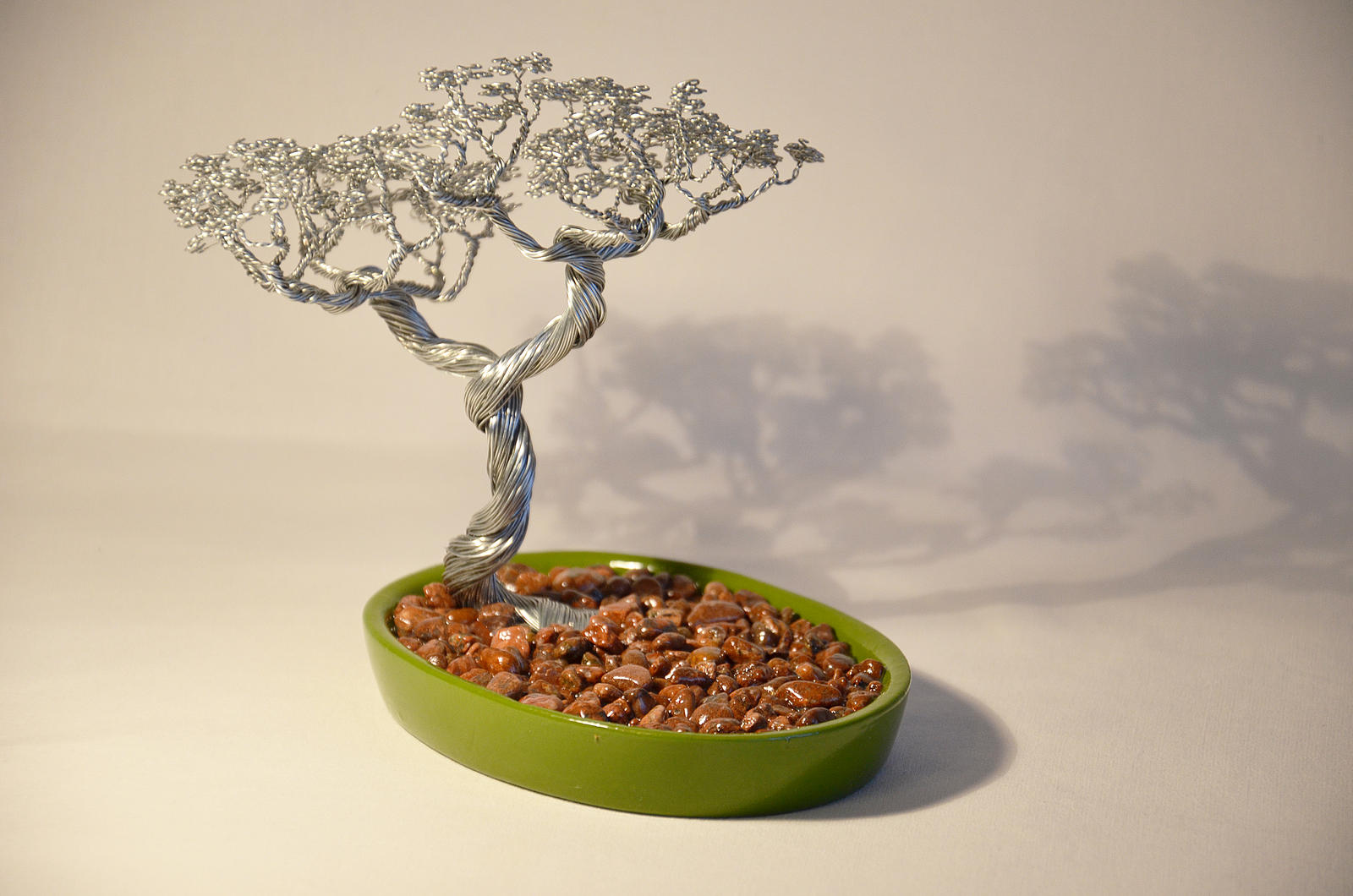 bonsai wire tree sculpture by minskis on deviantart rh minskis deviantart com Bonsai Shapes Bonsai Copper Wire
