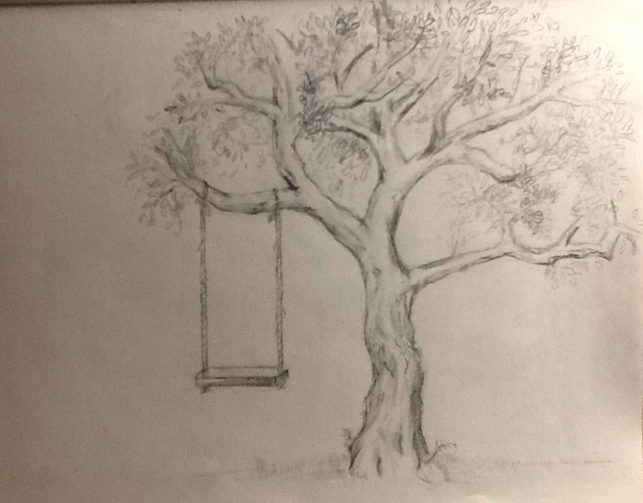 Tree pencil drawing by polka dot elephant on deviantart for Beautiful drawings of trees