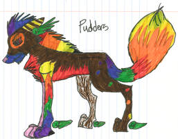 Pudders: Redesign
