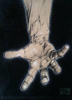 Inktober #15 - Palm by Pantiesaurus