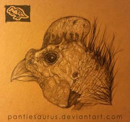Friedbert by Pantiesaurus
