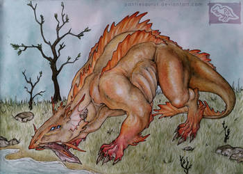 Fish-hunter by Pantiesaurus