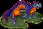 Newt by Pantiesaurus